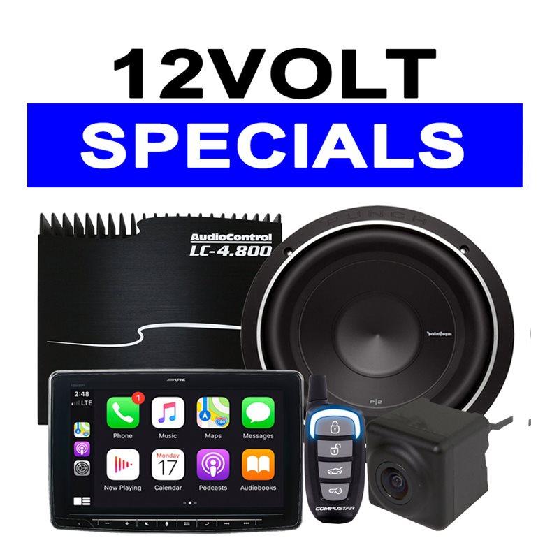 12Volt Specials
