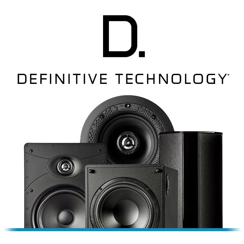 Definitive Technology Specials