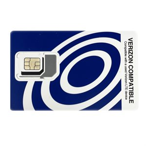 GOTW3 Verizon SIM Card, 50 GB Plan (blue)