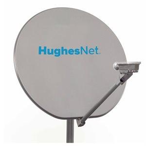 HughesNet .90m Antenna Reflector (box 1 / 2, single)