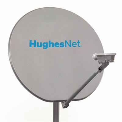 HughesNet .90m Antenna Reflector (box 1 / 2, 3 pk)