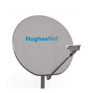 HughesNet .90m Antenna Backing Structure (box 2 / 2, single)