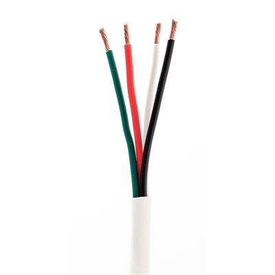 ICE 16 / 4CS 65-Strand Speaker Wire 500' Box (white)