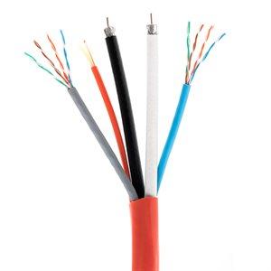ICE 2+2 w / 50um Fiber Structured Wire 500' (orange)