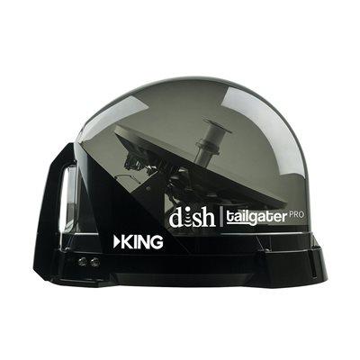 DISH KING PRO Tailgater (smoke) 110, 119, 129, & 61.5