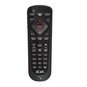 DISH Remote 54.0, Reman, DISH, TV w / Batteries