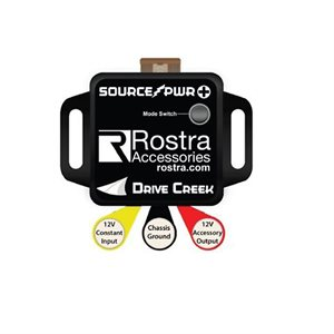Rostra SourcePWR Plus Smart Ignition Power Module (single)
