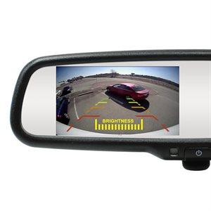 Rostra RearSight Mirror / Monitor