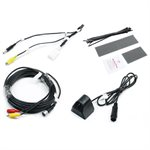 Rostra 2012-14 Toyota Camry Touchscreen CCD Backup Camera