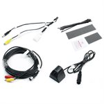 Rostra 2012–14 Toyota Camry Touchscreen CMOS Backup Camera