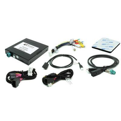Rostra LCD Multi-Camera Video Interface for Select GM's w / IO5&IO6 Radio