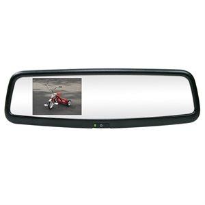 Rostra RearSight Slimline Mirror