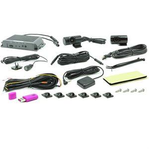 Rostra Dual Camera DashCam w / GPS