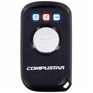 CompuStar 2-Way 1-Button Slice Jr. Replacement Remote
