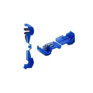 Install Bay 16-14 ga 3M T-Tap (blue, 100 pk)