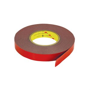"Install Bay 7 / 8""x20 yd 3M Double Coated Foam Tape (single)"