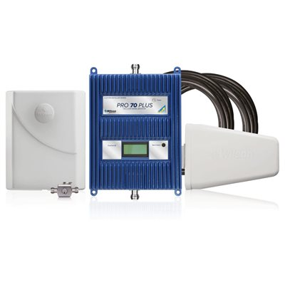 WilsonPro 70 Plus 50 Ohm Building Signal Booster Kit-US only