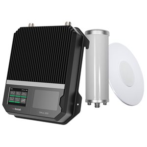 WeBoost Installed Office 200 Dell Signal Booster 75 OHM Kit