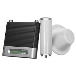 WeBoost Office 100 75 OHM Booster and Power Supply
