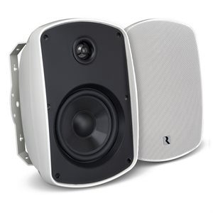 "Russound 5.25"" 5 Series Outdoor Speaker MARK 2 (pair)(white)"