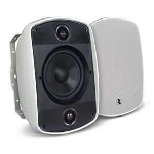 "Russound 6.5"" Outdoor Stereo Loudspeaker (white, single)"
