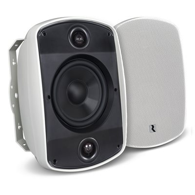 "Russound 6.5"" 5 Series Single-Point Outdoor Speaker MARK 2 (each)(white)"
