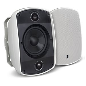 "Russound 6.5"" 5 Series Single-Point Outdoor Speaker MARK 2 (each)(white)"