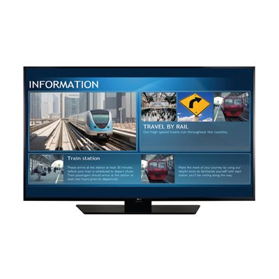 """LG Commercial 65"""" 1080p SuperSign HDTV with 2 Year Warranty"""