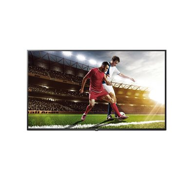 "LG Commercial 65"" 4K Smart TV w /  Simple Editor & Wifi built-in"