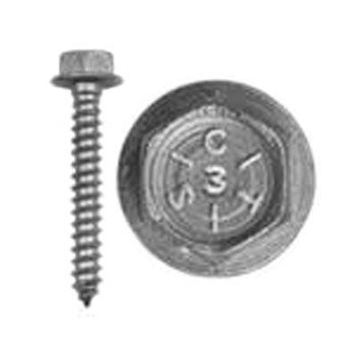 "Custom Tool Supply 5 / 16""x3"" Lag Washer Head (100 pk)"