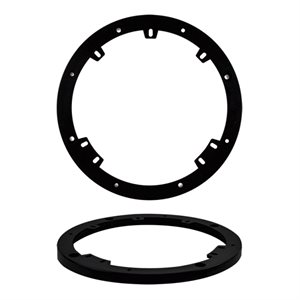 "Metra 1 / 2"" Universal Spacer Rings 6–6.75"" (pair)"