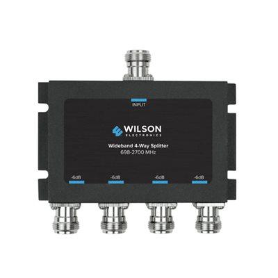 weBoost 4-Way -6dB 700–2300MHz Splitter with N-Female