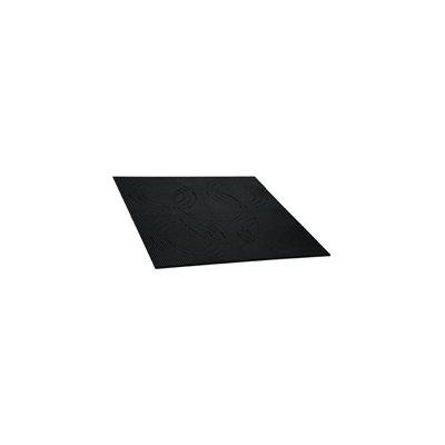 "Install Bay 12""x12"" ABS Plastic Sheet Grid Plate (single)"