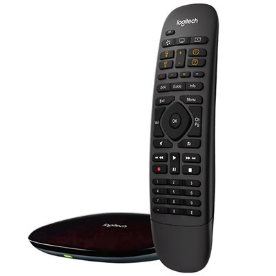 Logitech Harmony Companion Home Control Remote (black)
