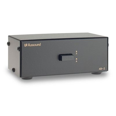 Russound Tabletop A / B Dual Source Selector