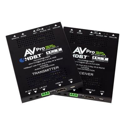 AVPro Edge Ultra Slim 40m (70m HD) 4K60 4:4:4, HDR  HDBaseT