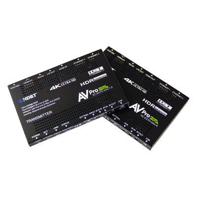 AVPro Edge Ultra Slim 70m (100m HD) 4K60 4:4:4, HDR HDBaseT