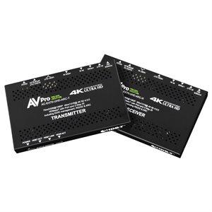 AVPro Edge Ultra Slim 4K HDMI via HDBaseT 70 Meter Extender