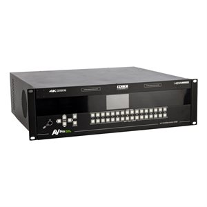 AVPro Edge 18Gbps HDbaseT 16x16 Matrix Switch
