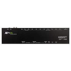 AVPro Edge 18Gbps True 4K60 4:4:4, 8x2 Matrix & Auto Switch /
