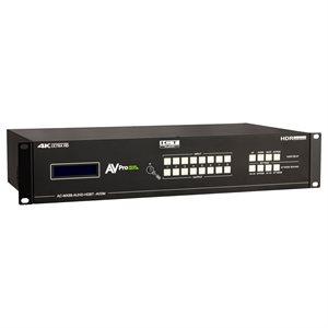 AVPro Edge Matrix 8x8 HDBaseT / HDMI w /  Dolby and DTS Downmxin (AC-MX88-AUHD-HDBT-AVDM)