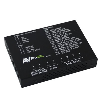 AVPro Edge 4K / 1080P Up / Down Scaler and Fixer