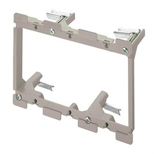 On-Q 3-Gang Low-Voltage Swing Bracket for Retrofit