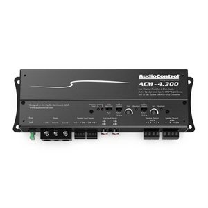 AudioControl Micro 300 4-Channel Amplifier