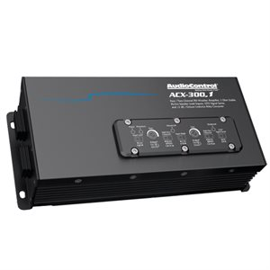 AudioControl 300 Watt Mono Amplifier Marine and All Weather