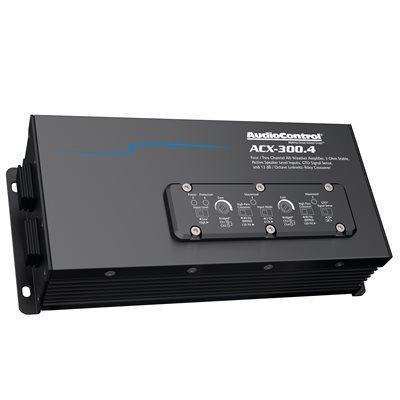 AudioControl 300 Watt 4 CH Amplifier Marine and All Weather