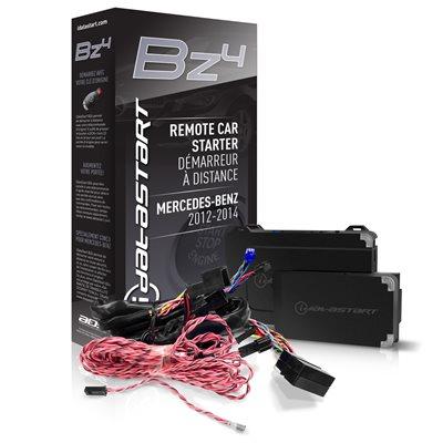 iDatalink Plug-N-Play Mercedes Remote Start