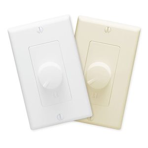 Russound Volume Control (white / lt. almond)