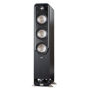 Polk S60 Large HiFi Tower Speaker (black walnut)