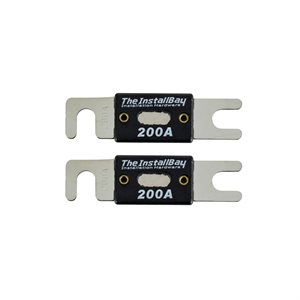Install Bay 200 Amps ANL Fuses (10 pk)